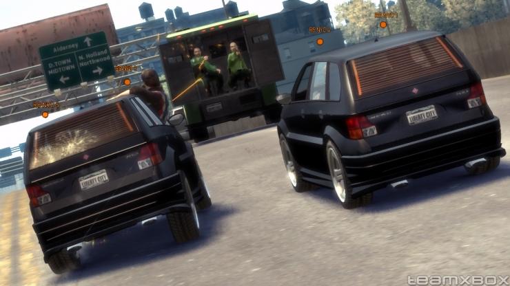 мультиплеер в GTA 5